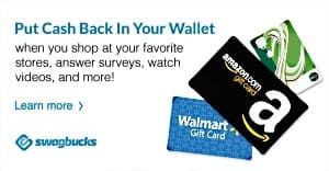 swagbucks put cash back in your wallet