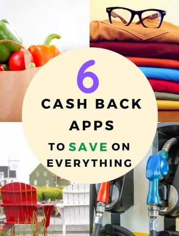 best cash back apps for groceries, online shopping, gas, and more