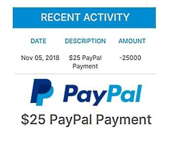 oneopinion paypal earnings